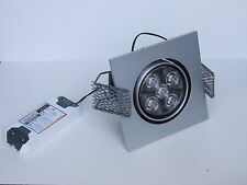 2 x Philips Spot LED III recessed fixed 10w dimmable