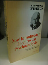 SIGMUND FREUD New Introductory Lectures on Psychoanalysis 1964 Norton VG- Occult