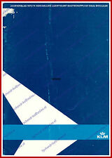 ANNUAL REPORT - KLM ROYAL DUTCH AIRLINES 1973-1974 - DUTCH
