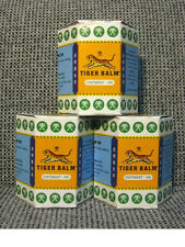 3x30G of Genuine WHITE TIGER BALM for Relieves muscular pain , Special price!!!!