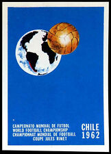 Chile 1962 #15 World Cup Story Panini Sticker (C350)