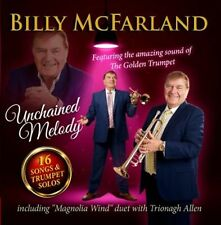 Billy McFarland - Unchained Melody CD (2016) - Brand New & Sealed