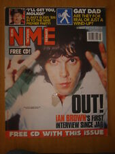 NME 1999 FEB 6 IAN BROWN GAY DAD MOLOKO BLUR MANICS