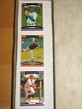 2006 Topps Baseball Complete Set 659 Cards  ( NO # 297 )