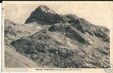 sl 101 1935 MONTE TRICORNO TRIGLAV (Slovenia) da Sella Kriberza - viagg. - FP