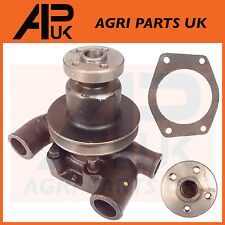 Water Pump + Pulley Massey Ferguson 35,35X,135,50,205 Perkins A3.152 Tractor