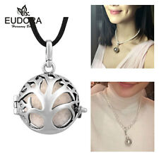 Tree of Life Essential Oil Aromatherapy Diffuser Necklace For Young Living