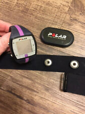 POLAR FT7 Blue Lilac Heart Rate Monitor Fitness Watch HRM with Chest Strap