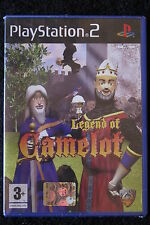 PS2 : LEGEND OF CAMELOT - Nuovo, risigillato! Da Phoenix Games!