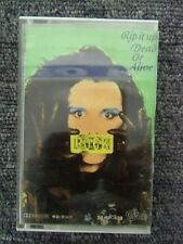 DEAD OR ALIVE/Pete Burns JAPANESE Rip It Up Cassette RARE Green Warhol Version!!