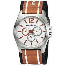 BRUNO BANANI -BR21030- SERIE TERIS LUXUS DESIGNER MULTI- UHR MIT BOX-PAPPIERE