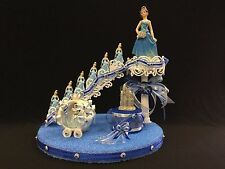 Cinderella Quince Cake Topper, Table Decoration, Center Piece