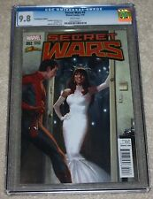 SECRET WARS 2 CGC 9.8 DELL OTTO RENEW YOUR VOWS MJ VARIANT SPIDER-MAN LIKE 678
