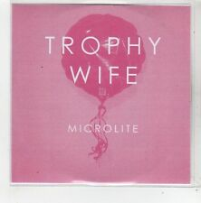 (FN587) Trophy Wife, Microlite - 2008 DJ CD