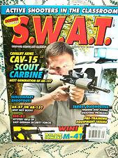 SWAT 9/2007~CAV-15 SCOUT CARBINE~SSG-82~WILSON COMBAT M-4T~S&W M&P15T~KAHR PM9