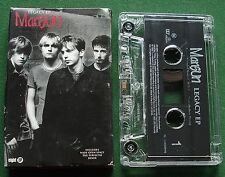 Mansun Legacy EP inc Wide Open Space Perfecto Mix Cassette Tape Single - TESTED