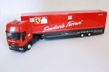 Iveco Eurostar Truck Formula One Scuderia Ferrari Team Transporter Eligor 11163