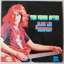 "ALVIN LEE & COMPANy "" ten Years After "" (Vinyle 33t / LP) 1972 - Pressage US"
