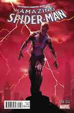 AMAZING SPIDERMAN 12 VOL 4 2015 JAMAL CAMPBELL VARIANT NM