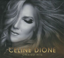 Celine Dion Greatest Hits 2CD Set DigiPak  39 Tracks, New SEALED  BEST SONGS