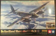 Tamiya 60326 1/32 De Havilland Mosquito FB Mk VI  NIB