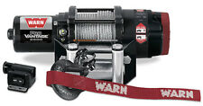 Warn ATV ProVantage 2500 Winch w/Mount 12-14 Polaris Ranger Rzr570