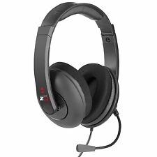 Turtle Beach Ear Force Z11 Computer Gaming 3.5mm Headphones for PC Mac & Mobile