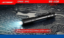 2016 New JETbeam NITEYE SE-A02 Cree XP-G 280lumens Waterproof LED Flashlight