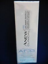Avon Anew Clinical PRO Line Eraser Treatment A-F33 face neck 1 oz. NIB Sealed