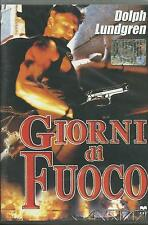 Giorni di fuoco (1999) DVD
