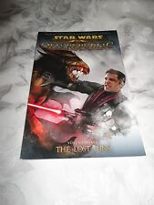 Star Wars THE OLD REPUBLIC Volume Three LOST SUNS comic graphic novel book