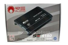 RE Audio SE 4150 SE Series 1600 Watts 4-Channel Class AB Car Audio Amplifier New
