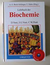 Lehrbuch der Biochemie von Charlotte W. Pratt, Donald Voet, Judith G. Voet