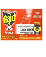 Concentrated Deep Reach Fogger by Raid Size: 1 Pack MODEL NO.81590 Kills ants