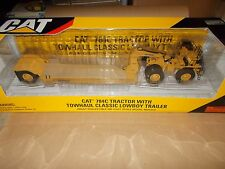 Caterpillar 784C Tractor with TowHaul Trailer Cat Norscot 55220