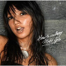 GOTO MAKI - How To Use Sexy (CD+DVD Limited Edition) [JAPAN Version]
