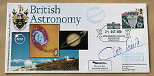 BRITISH ASTRONOMY CONCORDE FLOWN 1990 COVER SIGNED BY THE SINGER CLEO LAINE
