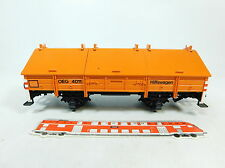 AX541-2# LGB G Scale/DC 4011 Car help/Covered gondola/Freight car OEG