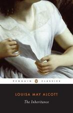 The Inheritance-Louisa May Alcott-classic-trade sized paperback-combined shippin