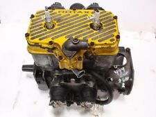 Ski Doo MXZ Formula 500 RAVE Twin Snowmobile Engine, Grand Touring Rotax 494