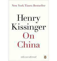 On China by Henry Kissinger (2012, Paperback)