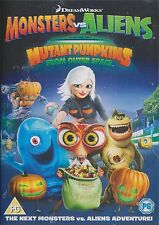 MONSTERS Vs ALIENS - MUTANT PUMPKINS FROM OUTER SPACE (DVD 2010)