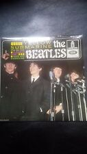 The BEATLES FRENCH 4 song EP in Mint Shape!