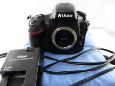 Nikon d800 fotocamera digitale chassis/BODY NERO/BLACK (4914)