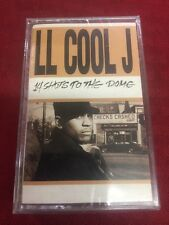 L.L. Cool J 14 Shots To The Dome USA Cassette Tape New Sealed