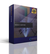 Video Edit Software. Adobe Premiere Alternative. With User Guide. PC/MAC