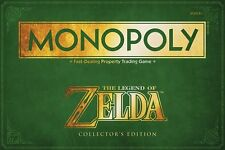 MONOPOLY: The Legend of Zelda Collector`s Edition , New, Free Shipping