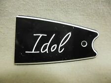 Washburn Idol Guitar Truss Rod Cover