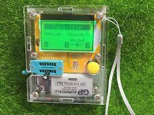 LCR-T4 Mega328 Transistor Tester Diode Triode Capacitance ESR Meter MOS PNP/NPN