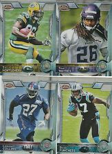 65 REFRACTOR LOT W/ 29 RC'S COLLINS FUNCHESS NO DUPS 2015 TOPPS CHROME